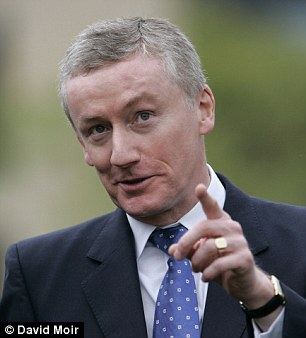The alleged behaviour at RBS started when Fred Goodwin was chief executive