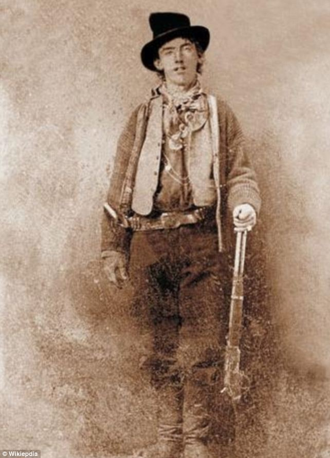 Notorious: Billy the Kid remains the most notorious gunfighter of the Lincoln County War