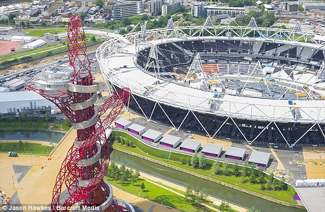 The Olympic Stadium will be crammed with 60,000 spectactors for the ceremony, whic will begin at 9pm with the ringing of largest harmonically tuned bell in the world