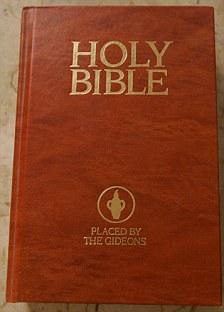 The Gideons Bible