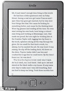 Kindle: A hotel in Newcastle has replaced bedside bibles with e-readers