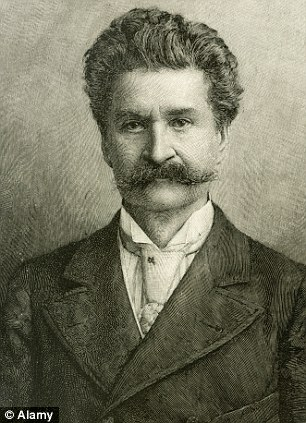 The hunt is on for a thief who robbed the graves of composer Johann Strauss - to steal teeth