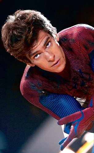 The reviews are in: Both Tobey Maguire and Andrew Garfield look cool in the blue and red suit
