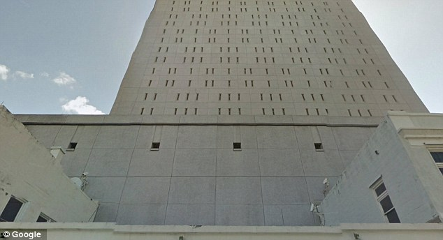 The Federal Detention Center in Miami where Quartavious Davis will potentially be spending the rest of his life according to his prison sentence