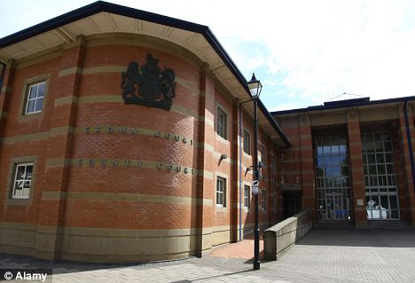 Stafford Crown Court, where the case against the Ali brothers is being heard
