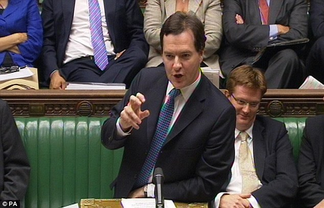 Chancellor George Osborne and his opposite number Ed Balls were involved in angry exchanges as MPs debated proposals for an inquiry into the banking scandal