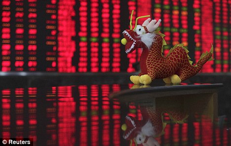 Chinese rateExperts have warned that the eurozone crisis will have international impact cut: Beijing is rattled