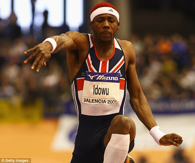 Phillips Idowu: Triple jumper has been hindered by injury in the build-up to the Games