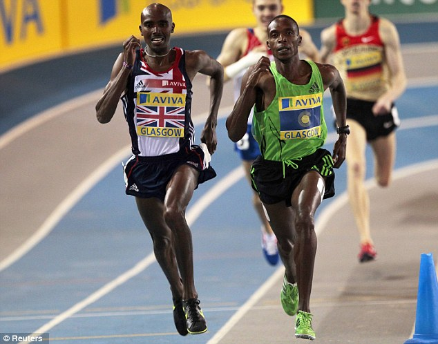 Mo Farah: Britain's first world champion at 5,000m is now going for double gold in London