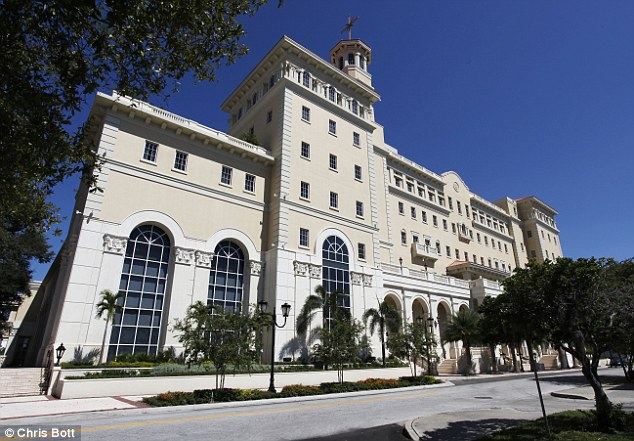 Invasive: The new Super Power Building of the Scientologists in Clearwater Florida