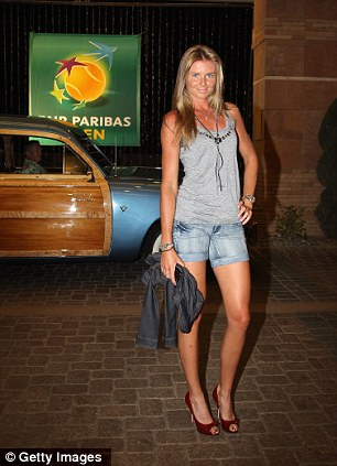 Other bodies to bare all for ESPN include Daniela Hantuchova (left) and