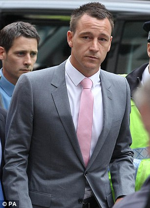 No sentence: Terry doesn't face a jail term
