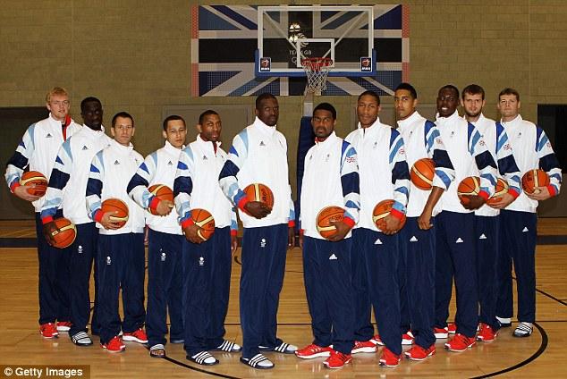 Basketboys: The Team GB men's basketball team