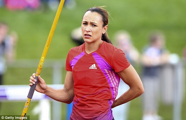 Great hope: Jessica Ennis is one of our best prospects