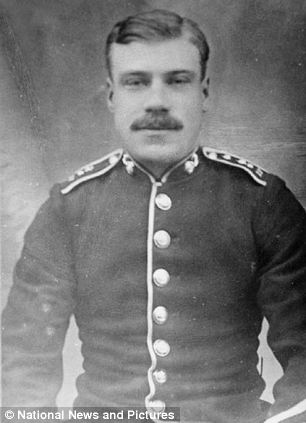Private Sidney Godley was awarded the Victoria Cross in 1924 for his bravery at Mons