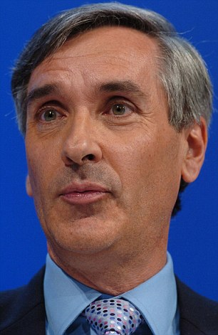 Unimpressed: Tory MP John Redwood said ministers should be negotiating a good deal for the taxpayer, not showering staff with pay-offs