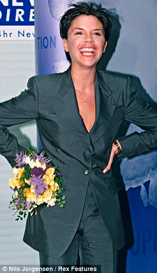 June 1999: Me? On a diet? You're having a laugh. Mine's a full-fat Coke, honest
