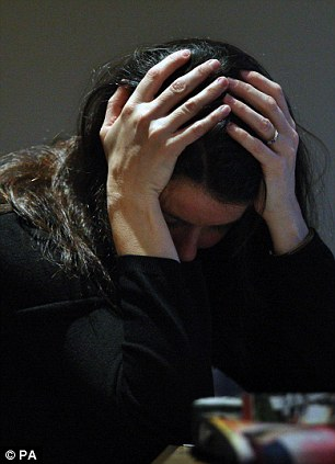 Psychological abuse: Many women say they developed problems ranging from anorexia to depression after their time in the programme