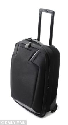 Trolley cases such as the one pictured would be unlikely to meet Wizz Air's new criteria