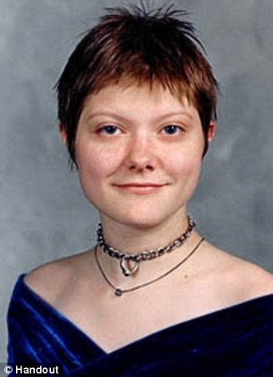 Brutal death: Julliard student Sarah Fox, 21, was running in a Manhattan park when she was pulled into the woods and strangled in 2004