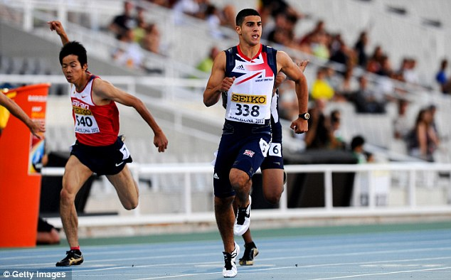 Easy: Gemili cruised to victory in both the semi-final and final