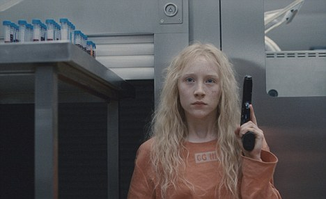 'Gratuitous': Hanna (above), which features a genetically engineered 'super-soldier', received 29 complaints, the second-highest for 2011, over its perceived 'sadistic violence'