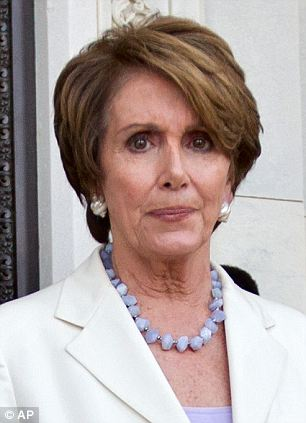 Nancy Pelosi called the booing 'calculated'