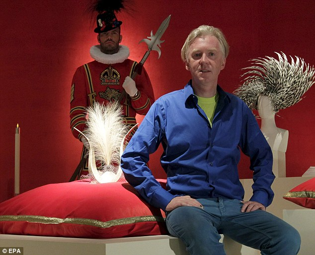 Work by the Irish designer Philip Treacy is highly collectible.