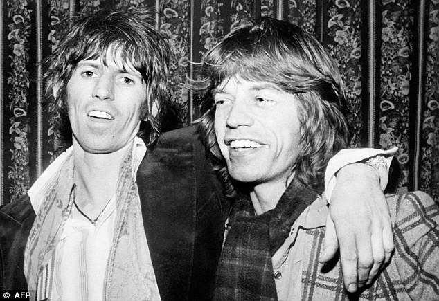 At 19, Mick Jagger and his old schoolmate Keith Richards joined a rock group headed by guitarist Brian Jones - who'd decided to call the band the Rolling Stones