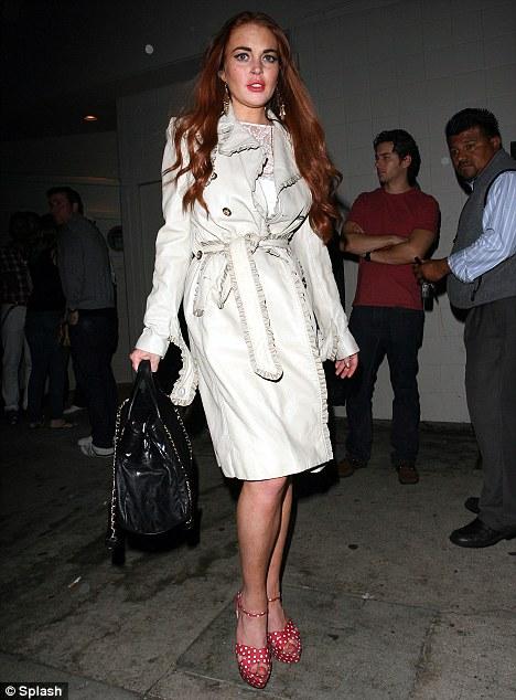 Brake off! Lindsay Lohan said it was the brakes, Porsche allege it wasn't