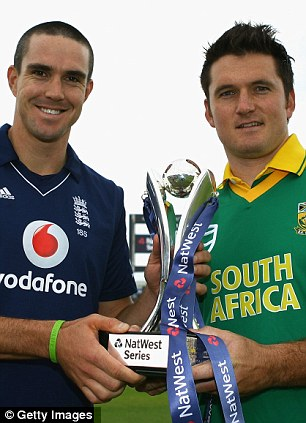 Choice: Kevin Pietersen is considering a retirement u-turn