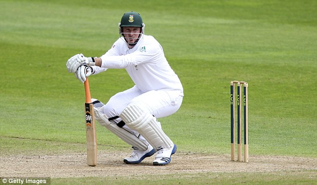 Crouching tiger: Graeme Smith is in confident mood ahead of South Africa's series with England
