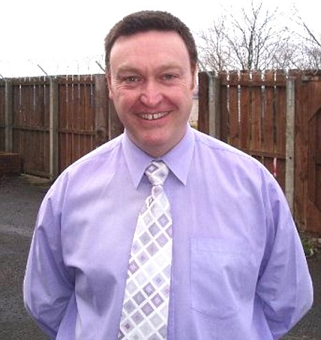 Ian Laidlaw, managing director of packaging firm Samuel Grant in the North East