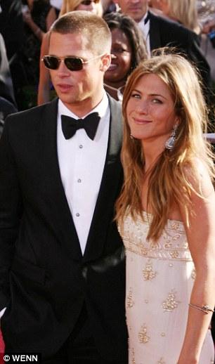 Jennifer and Brad
