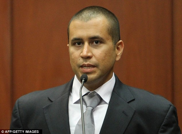 Accused: George Zimmerman, who is accused of murdering teen Trayvon Martin, molested a young girl for a decade, the prosecution has said as part of a new set of newly-released evidence