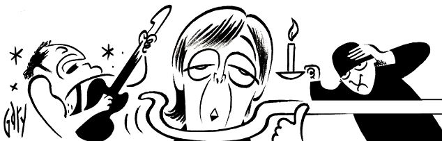 Gary cartoon
