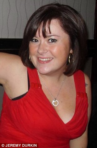 Liver bird: Aimee on a night out in Liverpool before she met Kirstie