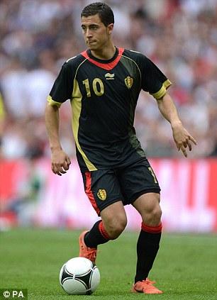 Big money: Eden Hazard cost £32m