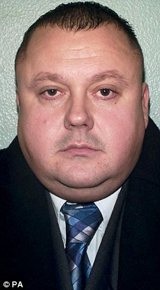 Convicted: Levi Bellfield was found guilty of the murder of Milly Dowler