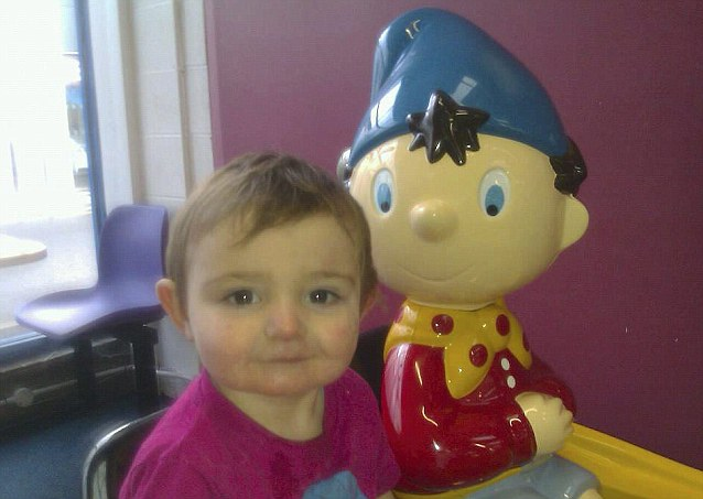 Moving: In a tribute read out by a male relative on behalf of Jamie's parents today, the youngster was described as a 'happy little boy, mischievous and full of laughter'