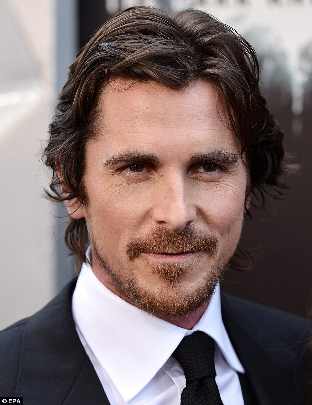 British actor Christian Bale arriving for the premiere of 'The Dark Knight Rises' in New York, New York, USA. The premiere of the new Batman film in Paris was cancelled on 20 July 2012 after a gunman killed 12 people and wounded 58 in Aurora, Colorado