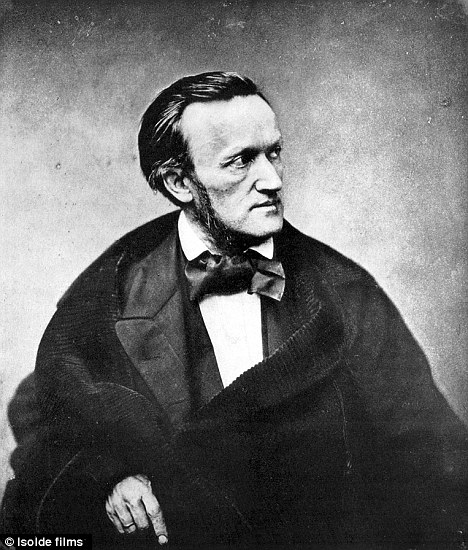 Composer Richard Wagner often expressed anti-Semitic views and the Bayreuth Festival only features works composed by him