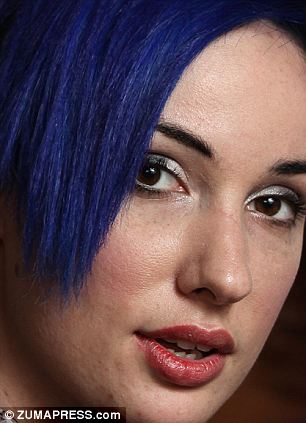 Blue hair is banned under the new regulations