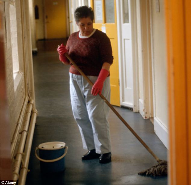 Retort: A Labour MP said it was 'ridiculous' to put small payments such as five pounds for cleaning and gardening through the tax system