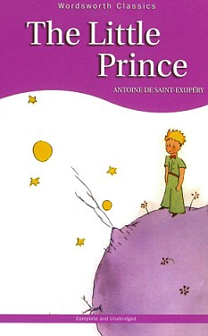 The study quotes The Little Prince by Antoine de Saint-Exupery