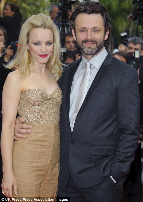 Inseparable, Rachel McAdams and Michael Sheen who, friends say, are ready to tie the knot