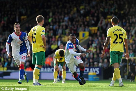 No deal: Hoilett has refused to sign a new contract at Ewood Park