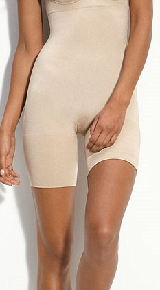 The latest shapewear from Playtex not only promises to clinch you in and smooth you out, but its makers claim it will zap your cellulite and make you drop a dress size, too