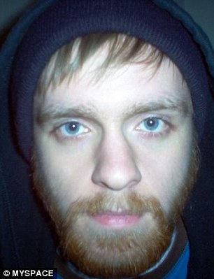 Facing life: Fury, 24, pictured, faces life in prison and a fine of up to $250,000 if convicted