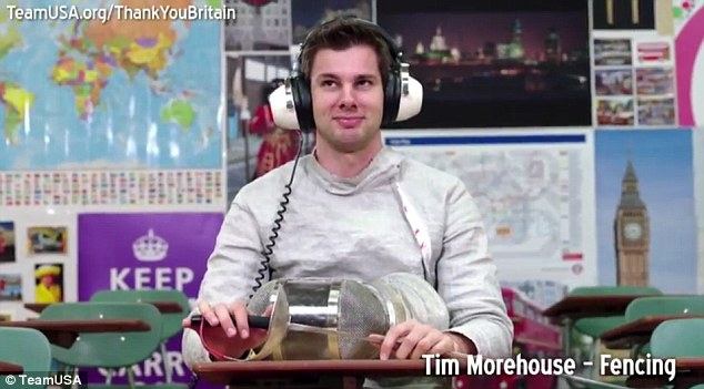 Was that right? Tim Morehouse found the exercise to be more amusing than educational